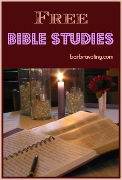 Free Bible Studies | Topical Bible Studies