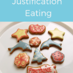 Justification Eating