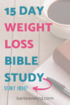 15 Day Weight Loss Bible Study