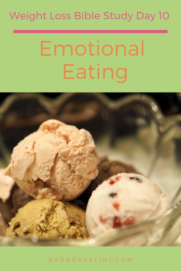 Do you eat for emotional reasons? This emotional eating Bible study will help!