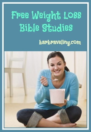 Free Weight Loss Bible Studies