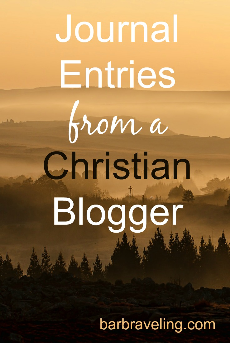 Do you ever get discouraged by blogging? Here are some things God taught me in the early days of my blog.