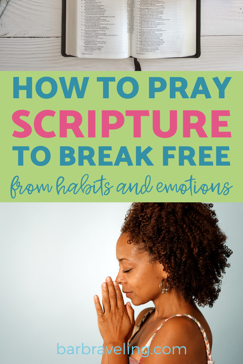 How to Pray Scripture