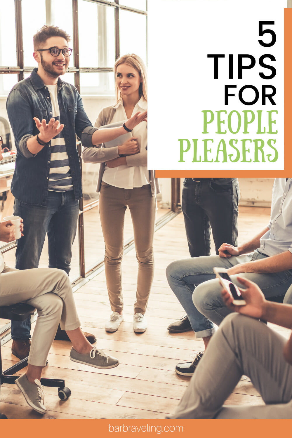 tips for people pleasers