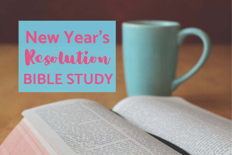New Year's Bible Study