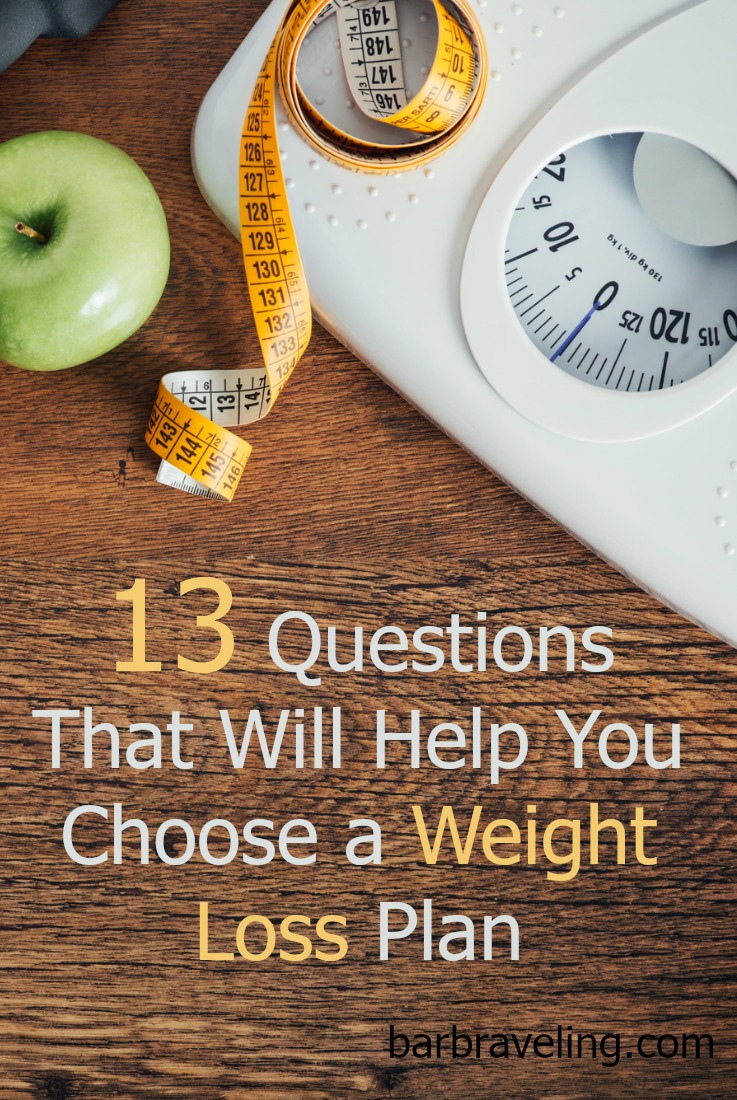 Choose to lose weight loss programs