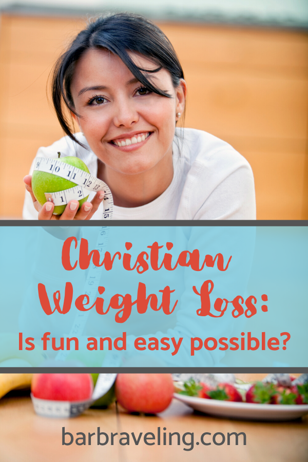 Title image: Is weight loss fun and easy?