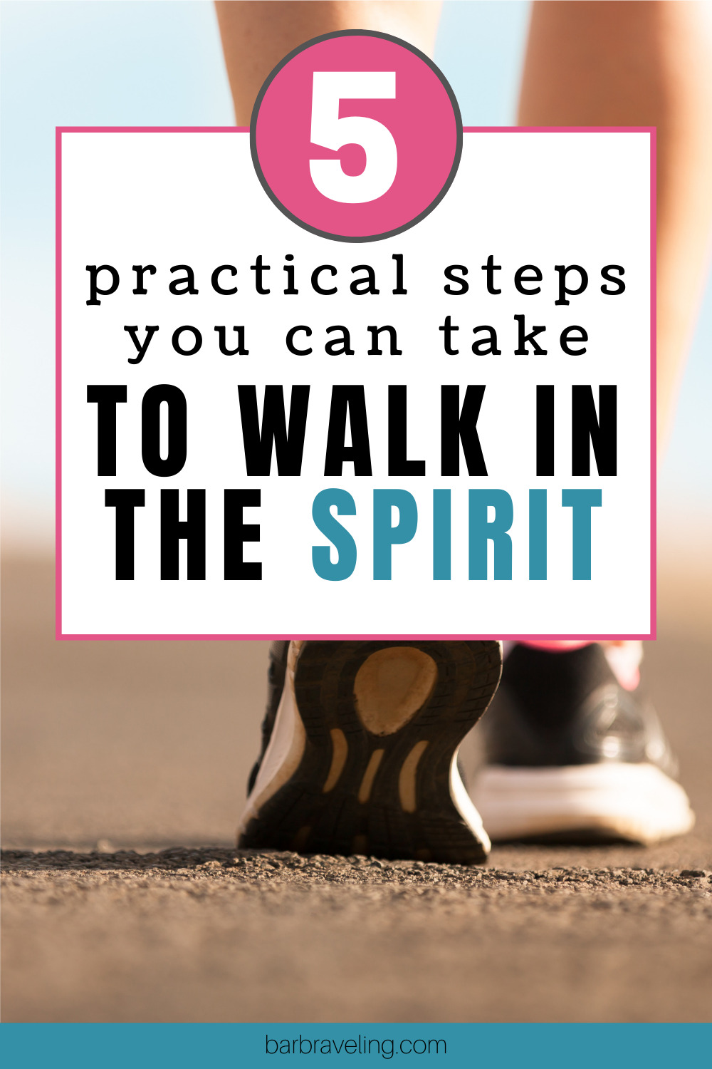 how to walk in the spirit