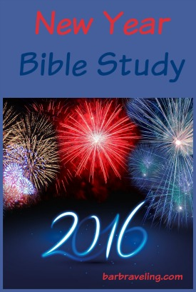 New Year Bible Study
