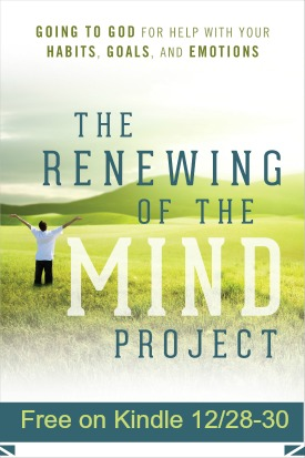 Renewing of the Mind Project Free on Kindle 1228-12302015