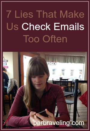 7 Lies That Make Us Check Emails Too Often