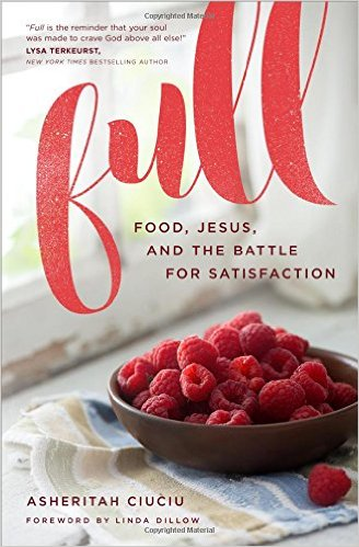 Ever feel like you can't stop thinking about food? Join us on the Christian Habits Podcast as I visit with Asheritah Ciuciu about how to end food fixation.