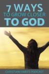 Ways to Get Closer to God