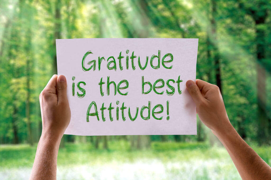 How to Develop a Thankfulness Habit