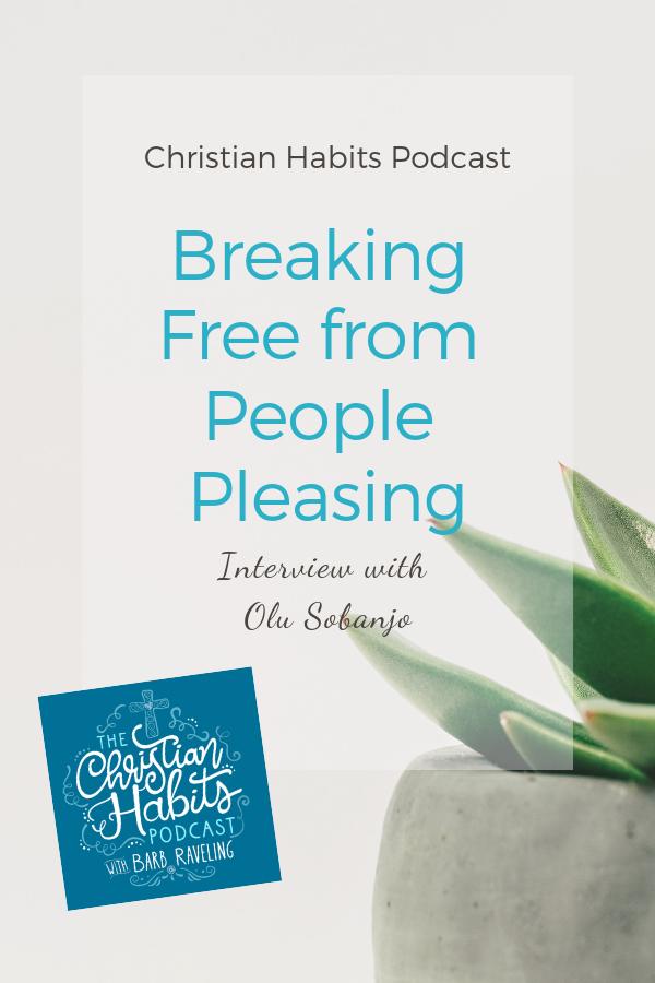 Breaking Free from People Pleasing