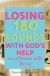 Losing 150 Pounds