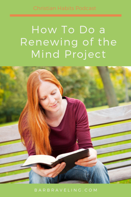 Renewing of the Mind Project - interview with Jodi Aiken