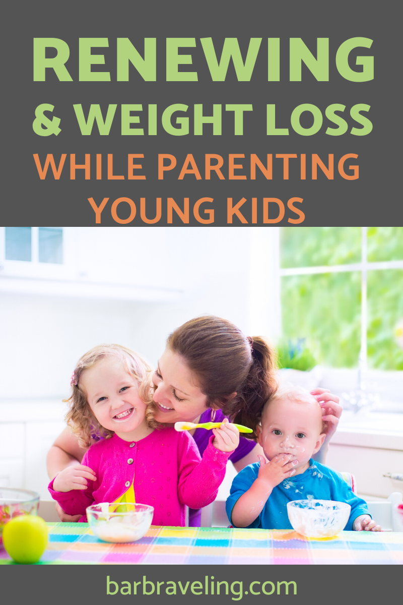 Weight Loss With Kids