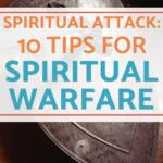 On today's episode of the Christian Habits Podcast we're looking at spiritual attack and spiritual warfare. We'll study what it is, how to face it and what we can learn.