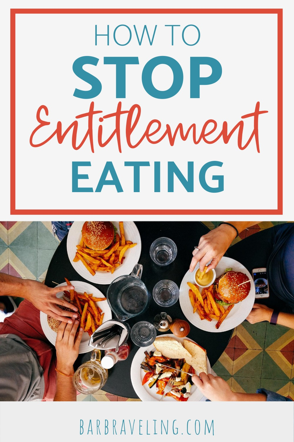 Entitlement gets in the way of weight loss because it keeps us stuck in the mindset that we should be able to eat what we want when we want. Here are nine steps you can take to stop entitlement eating so you can lose weight and keep it off.