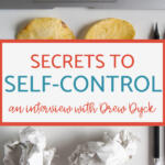 Do you need help with habits and goals? On this episode of the Christian Habits Podcast, we'll discuss secrets to self-control with Drew Dyck.